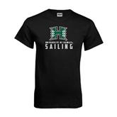 Black T Shirt-Sailing