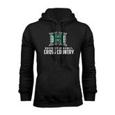Black Fleece Hoodie-Cross Country