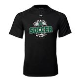 Under Armour Black Tech Tee-Soccer Circle