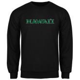 Black Fleece Crew-Hawaii