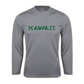 Performance Steel Longsleeve Shirt-Hawaii