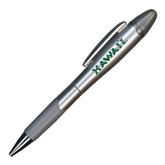 Silver/Silver Blossom Pen/Highlighter-Hawaii