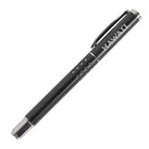 Tuscany Black Rollerball Pen-Hawaii Engraved