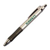 Silver Elite Gel Ink Pen-Hawaii