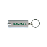 Turbo Silver Flashlight Key Holder-Hawaii