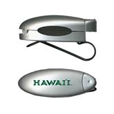 Silver Bullet Clip Sunglass Holder-Hawaii