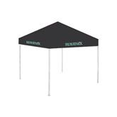 9 ft x 9 ft Black Tent-Hawaii