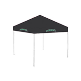 9 ft x 9 ft Black Tent-Hawaii Arch