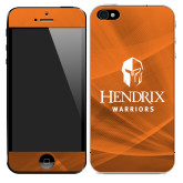 iPhone 5/5s/SE Skin-Hendrix Warriors Stacked Logo