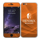 iPhone 6 Skin-Hendrix Warriors Stacked Logo