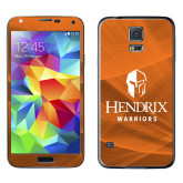 Galaxy S5 Skin-Hendrix Warriors Stacked Logo