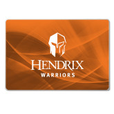 Generic 15 Inch Skin-Hendrix Warriors Stacked Logo