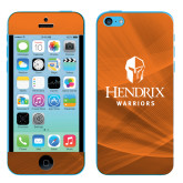 iPhone 5c Skin-Hendrix Warriors Stacked Logo