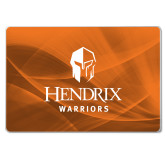 Generic 17 Inch Skin-Hendrix Warriors Stacked Logo