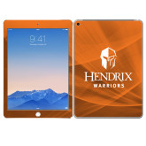 iPad Air 2 Skin-Hendrix Warriors Stacked Logo