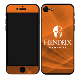 iPhone 7/8 Skin-Hendrix Warriors Stacked Logo