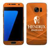Samsung Galaxy S7 Skin-Hendrix Warriors Stacked Logo
