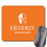 Full Color Mousepad-Hendrix Warriors Stacked Logo