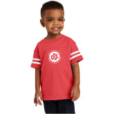Toddler Vintage Red Jersey Tee-Primary Mark