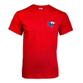 Red T Shirt-HC w/Terrier Head