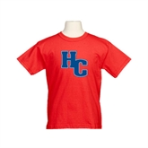 Youth Red T Shirt-HC
