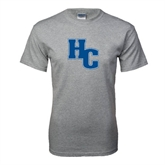 Grey T Shirt-HC