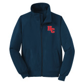 Navy Charger Jacket-HC