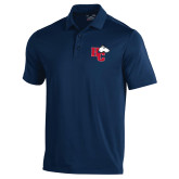Under Armour Navy Performance Polo-HC w/Terrier Head