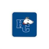 Hardboard Coaster w/Cork Backing-HC w/Terrier Head