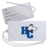 Luggage Tag-HC w/Terrier Head
