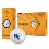 Callaway Warbird Golf Balls 12/pkg-HC w/Terrier Head