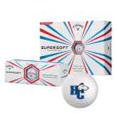 Callaway Supersoft Golf Balls 12/pkg-HC w/Terrier Head