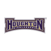 Small Decal-Houghton Highlanders, 6 inches wide