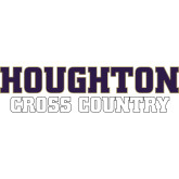 Small Decal-Cross Country, 6 inches wide