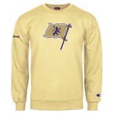 Champion Vegas Gold Fleece Crew-Flag Mark