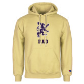 Champion Vegas Gold Fleece Hoodie-Dad