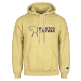 Champion Vegas Gold Fleece Hoodie-Houghton Equestrian Walking Horse
