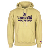 Champion Vegas Gold Fleece Hoodie-Lacross Design 2