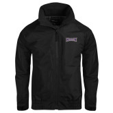 Black Charger Jacket-Houghton Highlanders