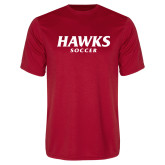 Performance Red Tee-Hawks Soccer