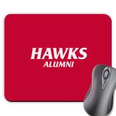 Full Color Mousepad-Hawks Alumni