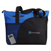 Excel Royal Sport Utility Tote-Serenity Hospice