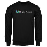 Black Fleece Crew-Hospice Partners - Tagline