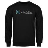Black Fleece Crew-Harrisons Hope - Tagline