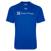 Under Armour Royal Tech Tee-Hospice Partners of America
