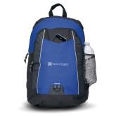 Impulse Royal Backpack-Hospice of Virginia