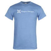 Light Blue T Shirt-Hospice Partners of America