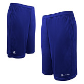 Russell Performance Royal 10 Inch Short w/Pockets-Serenity Hospice