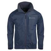 Navy Charger Jacket-Harrisons Hope