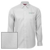 Red House White Diamond Dobby Long Sleeve Shirt-Hospice Partners